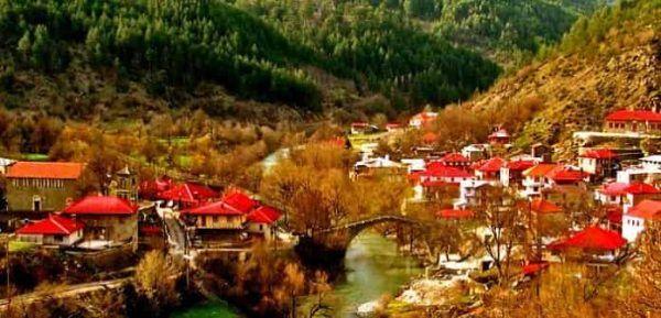Epirus cycling tour