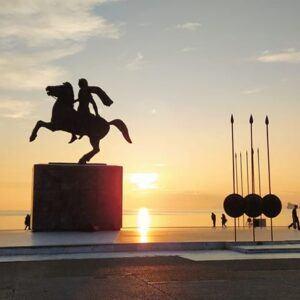 Ποδηλατικό ταξίδι στην ιστορία του Μ.Αλεξάνδρου