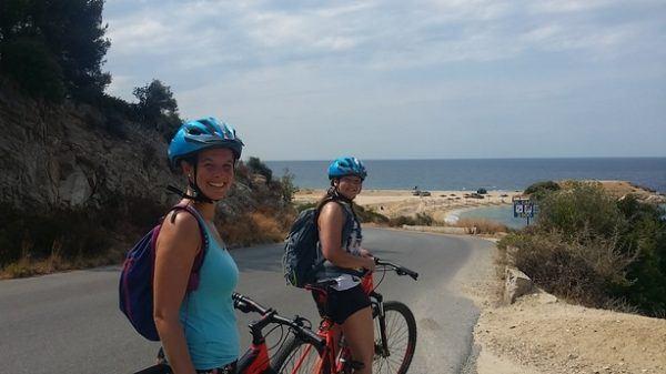 Sithonia cycling tour